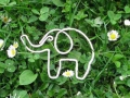 Tepaný slon
