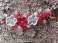 Náhrdelník s květy