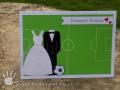 Svatební pro fotbalistu