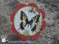 S motýlem
