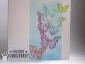 Přání s motýly