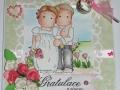 Svatební romantické přání
