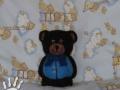 Plstěný medvěd
