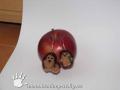 Náušnice - ježci
