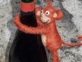 Opice na láhev
