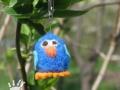 Přívěsek pták