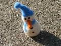 Pan sněhulák