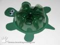 Želva z PET láhve