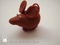 Myš z plastelíny