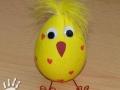 Bláznivé kuře z PS vajíčka
