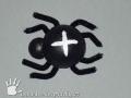 Pavouk z polystyrénu