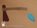 Papírový tomahawk