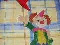 Větrník - klaun