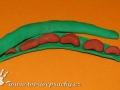 Fazole z plastelíny