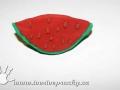 Meloun z plastelíny