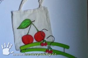 Sada do školky s třešněmi
