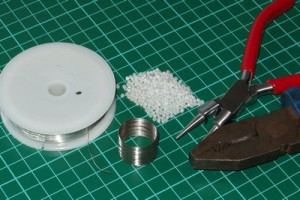 Materiál na výrobu ozdob