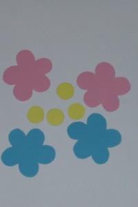 Papírové květy