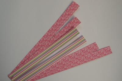 papírové proužky
