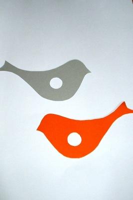 Ptáčci z papíru