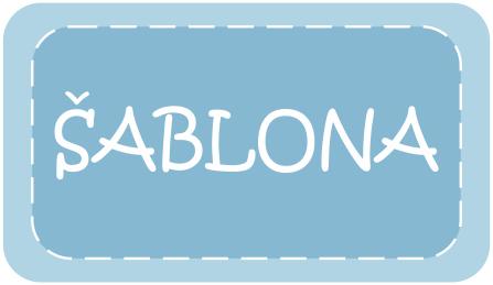 SABLONA