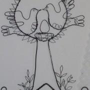 Drátovaný strom