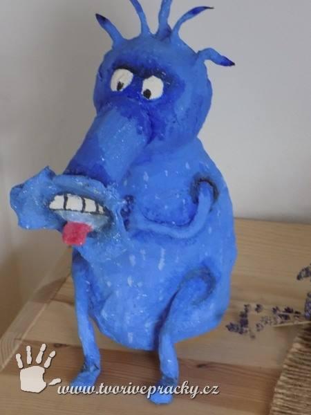 Modrý Poťouch