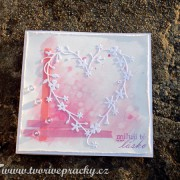 Přání z lásky se srdcem