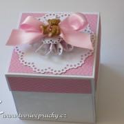 Krabička pro holčičku