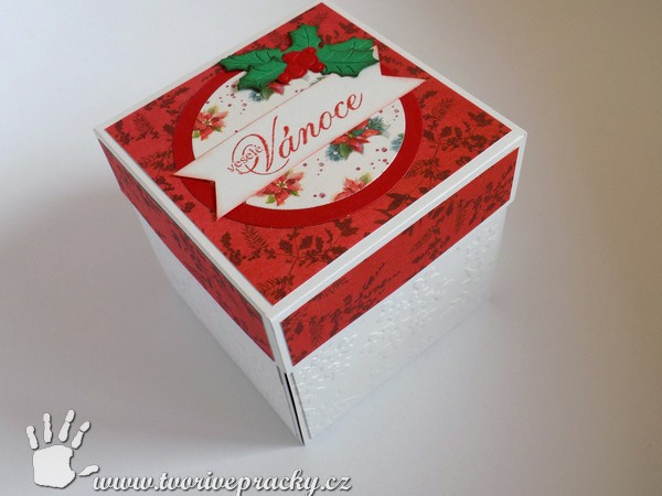 Vánoční krabička