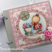 Minialbum pro holčičku