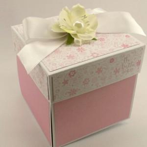 Dárková krabička pro miminko