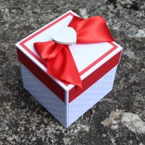 Svatební krabička na peníze pro novomanžele