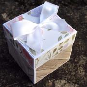 Svatební krabička na peníze