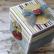 Krabička ke svatbě