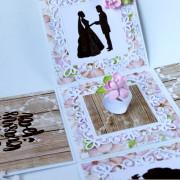 Krabička pro darování peněz novomanželům